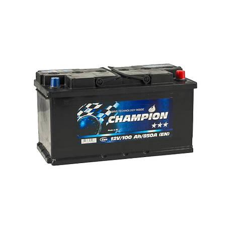 Champion 6СТ-100 АЗЕ CHB100-0 Автомобильный аккумулятор, фото 2