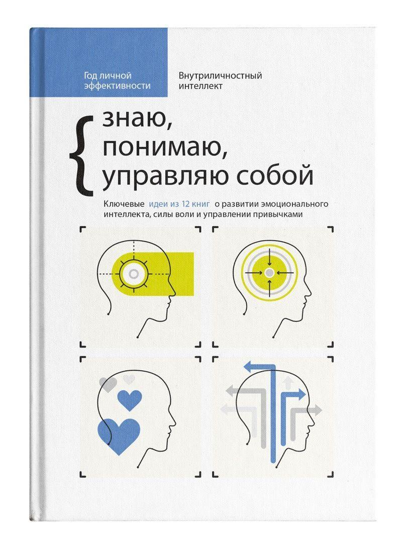 """Сборник саммари 2 """"Год личной эффективности"""" Внутриличностный интеллект"""