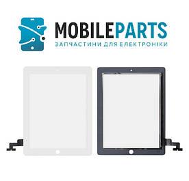 Сенсор (Тачскрин) для планшета Apple iPad 2 A1395 | A1396 | A1397 (Белый) Оригинал