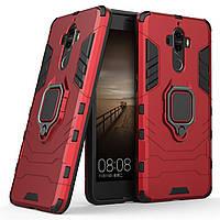Чехол Ring Armor для Huawei Mate 9 Красный