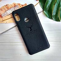 Чехол силиконовый Deer на Xiaomi Redmi Note 5 Черный