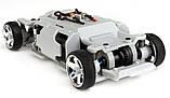 Автомодель р/к 1:28 Firelap IW04M Ford GT 4WD (сірий), фото 6