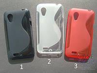 Силиконовый чехол для Desire VT HTC t328t