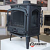 Печь камин чугунная KAWMET Premium S14 (6,5 kW), фото 5