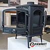 Печь камин чугунная KAWMET Premium S14 (6,5 kW), фото 6