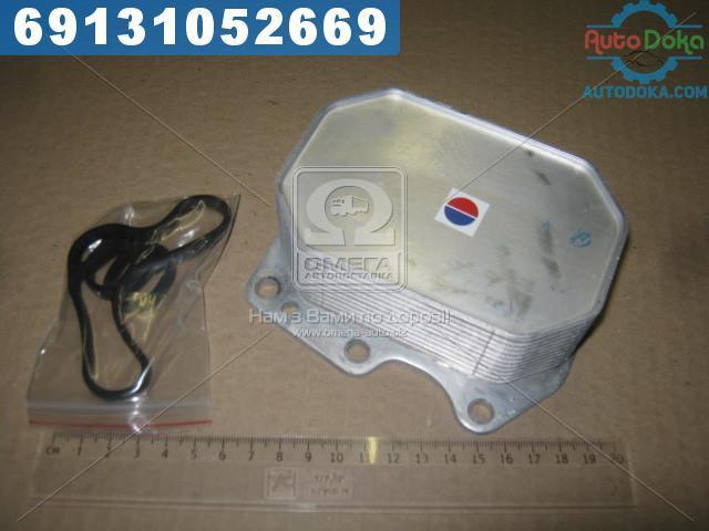 ⭐⭐⭐⭐⭐ Радиатор масляный СИТРОЕН JUMPER, ФОРД TRANSIT (производство  Van Wezel)  40003400