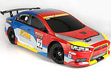 Шоссейная 1:10 Team Magic E4JR II Mitsubishi Evolution X, фото 2