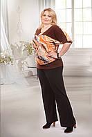 Женская блуза большого размера