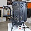 Печь камин чугунная KAWMET Premium S10 (13,9 kW), фото 3