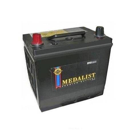Medalist 6СТ-58 Аз (75B24RS) Автомобильный аккумулятор, фото 2