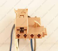 Разъем электрический 5-и контактный (23-12) б/у 973333M