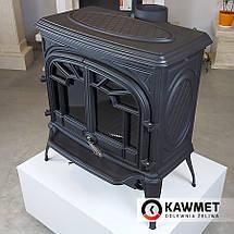 Печь камин чугунная KAWMET Premium S9 (11,3 kW), фото 3