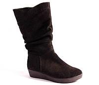 Сапоги женские черные Romani 8250615/2 р.36-41