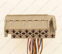 Разъем электрический 14-и контактный (49-14) б/у. 365066