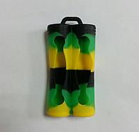 Чохол Efest Silicone Battery Case x 18650 2 Multicolor