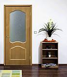 Двері міжкімнатні Оміс Кароліна СС КР ДНТ, фото 2