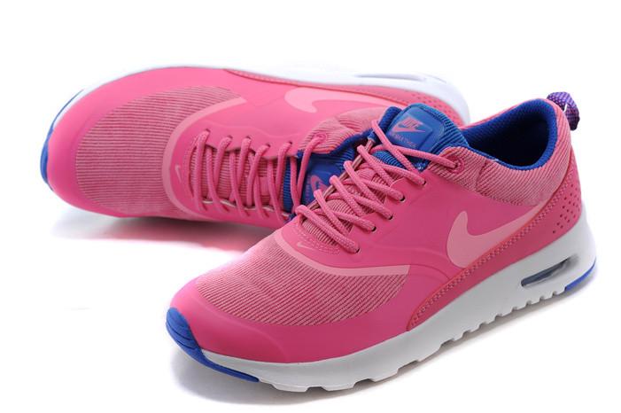 Кроссовки Nike Air Max Thea Pink в розовом цвете