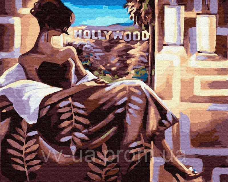Картина по номерам С видом на мечты, 40x50 см, подарочная упаковка, Brushme (Брашми)