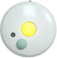 Светильник с датчиком движения Сozy Glow LED 6718, белый
