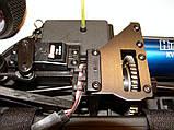 Радиоуправляемая модель Багги 1:8 Himoto Shootout MegaE8XBL Brushless (зеленый), фото 4