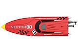 Радіокерований Катер VolantexRC 798-1 Vector80 800мм ARTR, фото 5