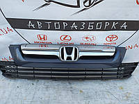 Решетка радиатора 71121-SWW-G01 Honda CR-V Хонда ЦРВ 2006-2011