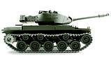 Танк р/у 1:16 Heng Long Bulldog M41A3 с пневмопушкой и и/к боем (HL3839-1), фото 3