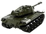 Танк р/у 1:16 Heng Long Bulldog M41A3 с пневмопушкой и и/к боем (HL3839-1), фото 4