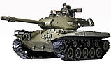 Танк р/у 1:16 Heng Long Bulldog M41A3 с пневмопушкой и дымом (HL3839-1), фото 2