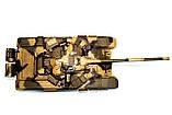 Танк р/у 1:16 Heng Long Т-90 с пневмопушкой и дымом (HL3938-1), фото 3