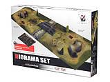 Диорама VSTANK для танкового боя 58x180см, фото 4
