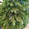 Ель искусственная литая Ковалевская зелёная 1.80 м (180см), фото 6