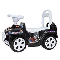 """Машинка-каталка """"Ориончик"""" черная толокар для детей,  возраст от 3 лет (419 Ч)"""