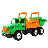 "Каталка ""Маг"" зеленая, толокар для детей, возраст от 2 лет 2(11 З)"