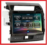 Штатная магнитола для Toyota Land Cruiser, Corolla, Camry, Rav4 Android