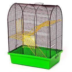 Клетка для хомяков, крыс, мышей Бунгало 3, 33*23*43 см
