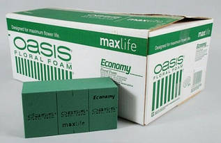 Губка флористическая MaxLife Economy
