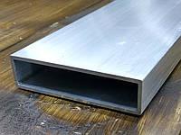 Алюминиевая труба 80х20х2 прямоугольного сечения  / б.п, фото 1