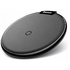 Беспроводное зарядное устройство Baseus iX Desktop Wireless Charger Black