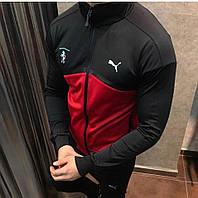 Спортивный костюм мужской Puma Ferrari