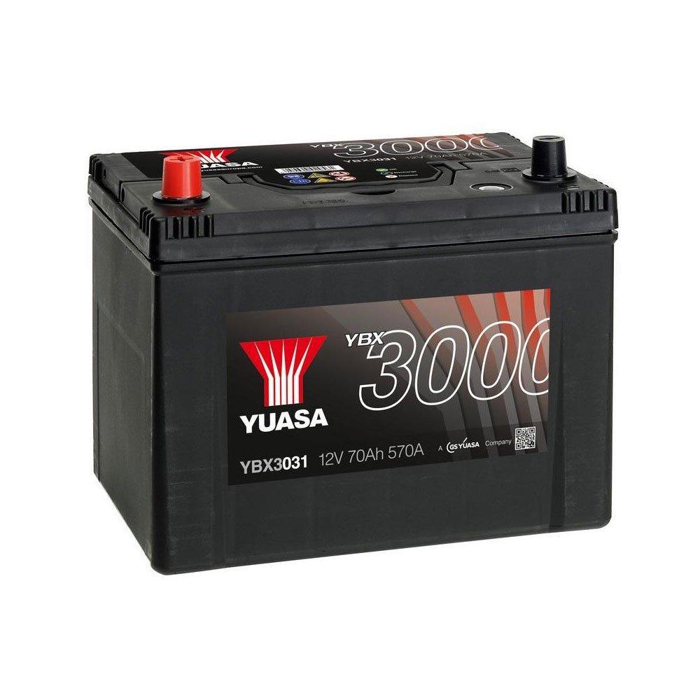 Yuasa 6СТ-70 Аз YBX3031 Автомобильный аккумулятор