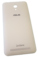 Батарейная крышка для Asus ZenFone GO (ZC500TG) White