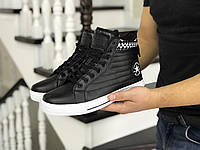 Мужские кроссовки Converse All Star 8563 чёрные, фото 1