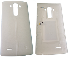 Батарейная крышка для LG G4 (H815) White