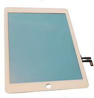 Сенсорный экран со стеклом для Apple iPad Air, белый