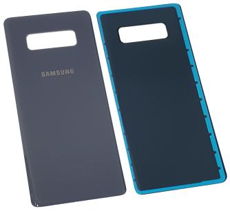 Батарейна кришка для Samsung N950 Galaxy Note 8 Grey