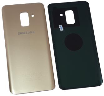 Батарейная крышка для Samsung A530 Galaxy A8 2018, золотая