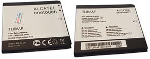 Аккумулятор для Alcatel One Touch 5035 (Model: TLiB5AF) 1800mAh