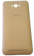 Батарейная крышка для Asus ZenFone MAX (ZC550KL) Gold