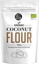 Органічна кокосова борошно Food Diet 450г